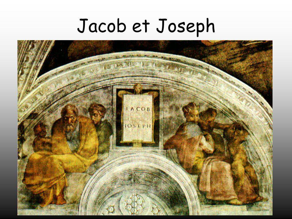 Jacob et Joseph