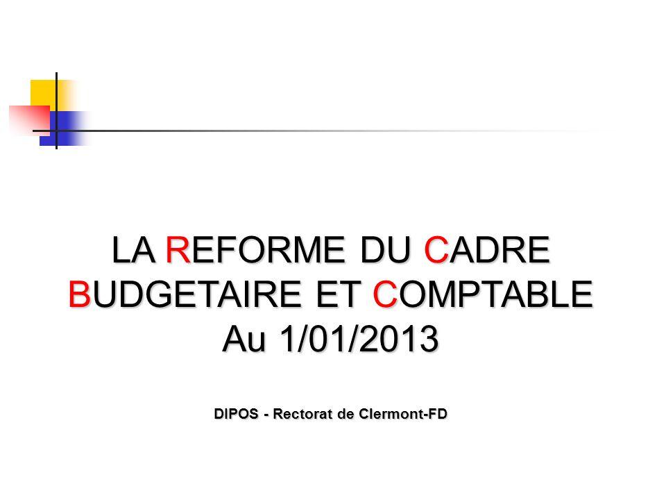 DIPOS - Rectorat de Clermont-FD