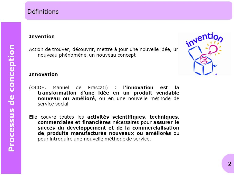 Conception et syst mique m thodologie de conception ppt t l charger - Definition de conception ...