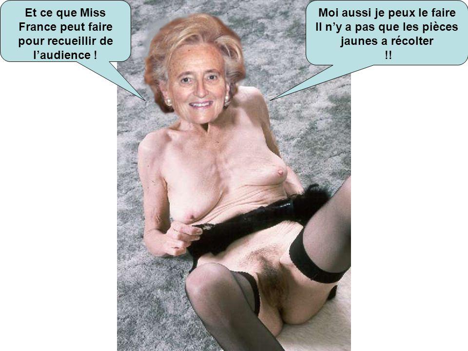 Et ce que Miss France peut faire pour recueillir de l'audience !