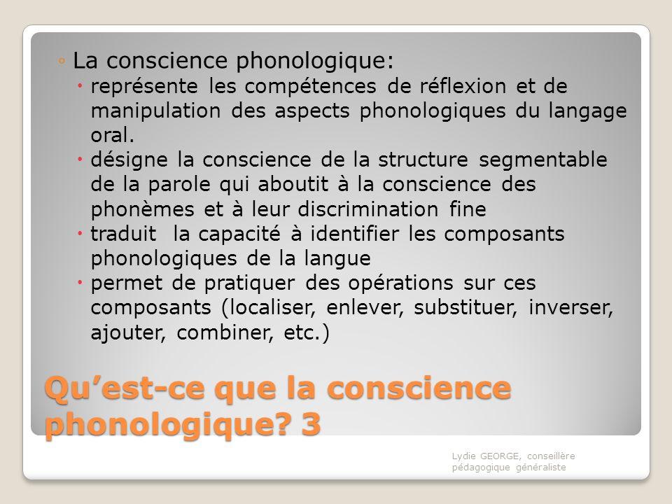 Qu'est-ce que la conscience phonologique 3