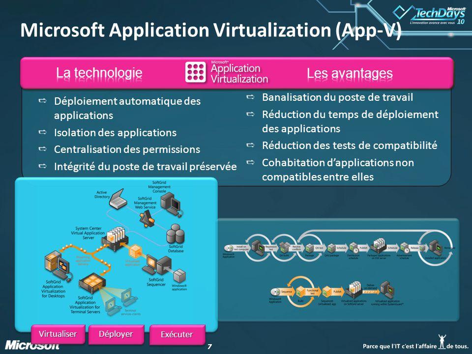 Microsoft Application Virtualization (App-V)