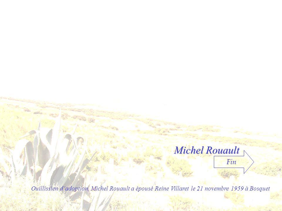 Michel Rouault Fin.