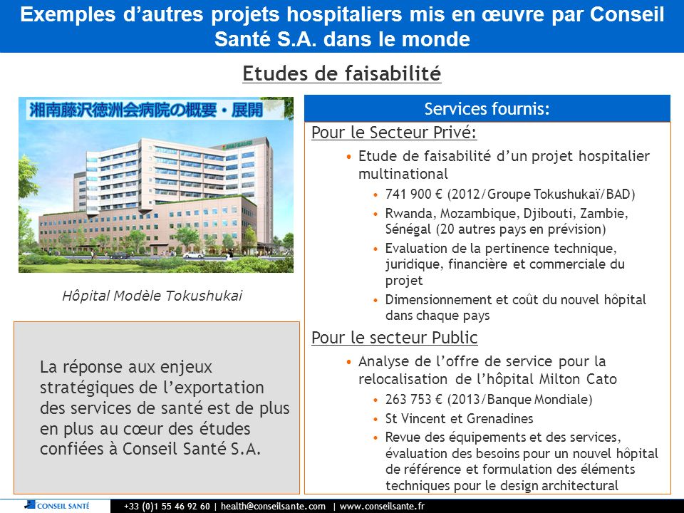 Hôpital Modèle Tokushukai