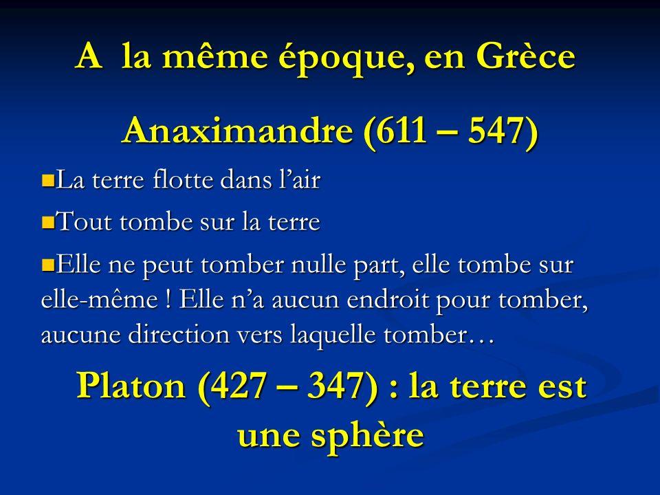A la même époque, en Grèce