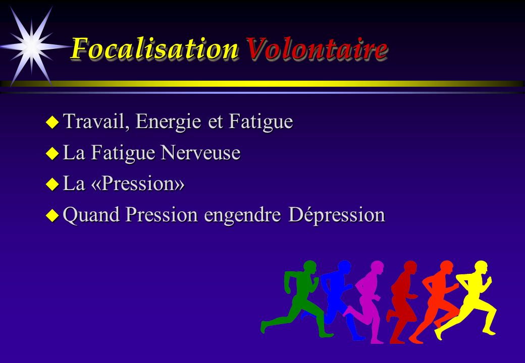 Focalisation Volontaire