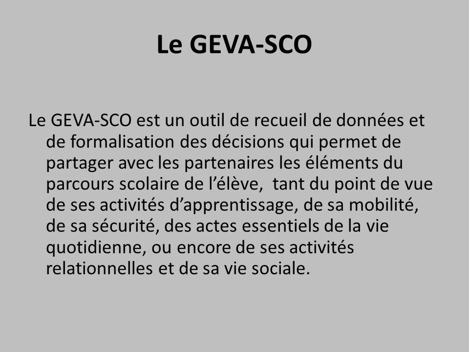 Le GEVA-SCO