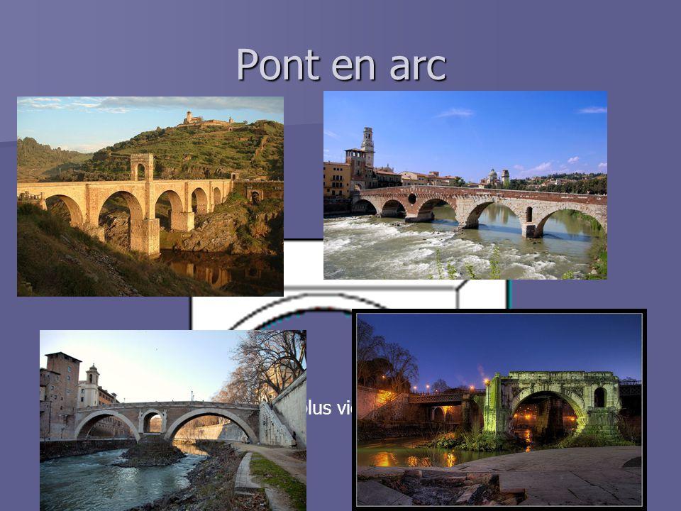 Un des plus vieux styles de pont