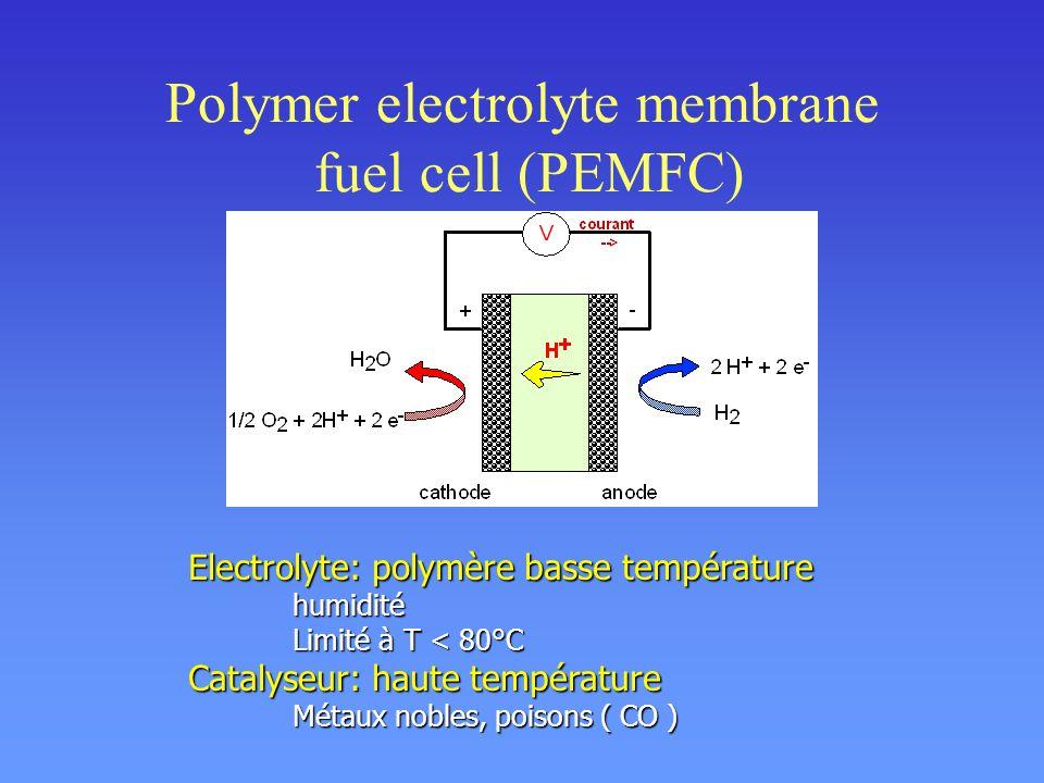 Polymer electrolyte membrane fuel cell (PEMFC)