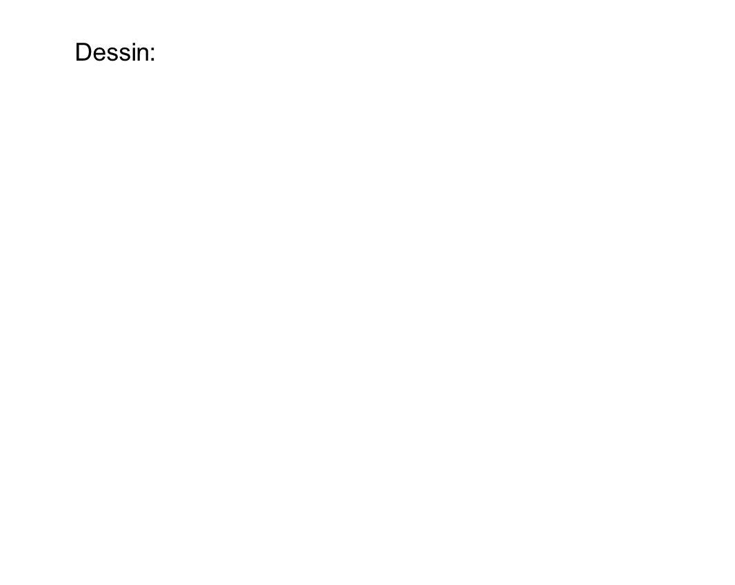 Dessin: