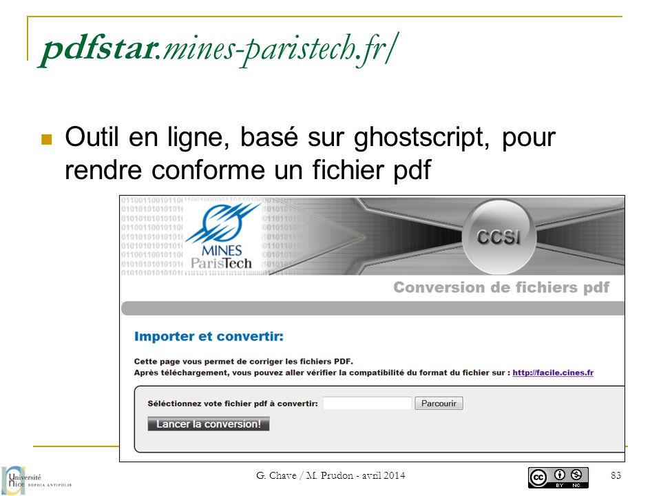 pdfstar.mines-paristech.fr/