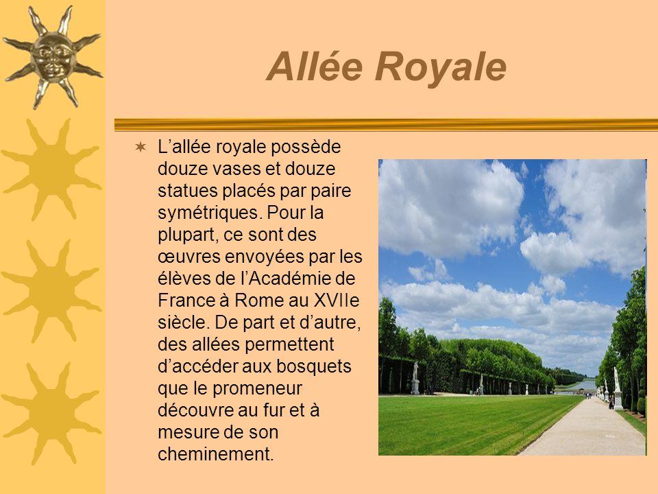 Allée Royale