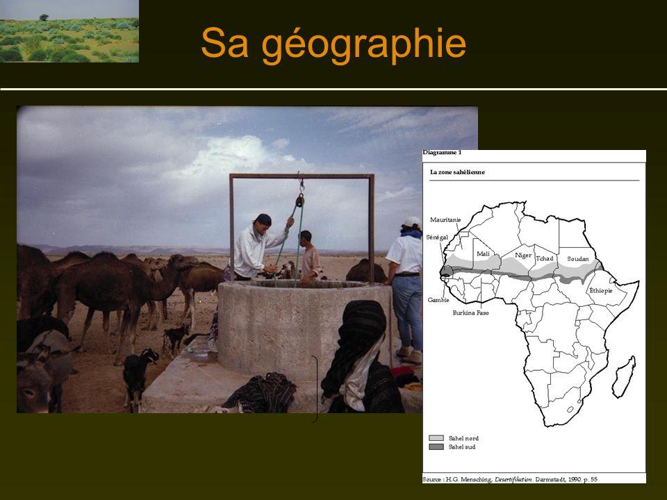 Sa géographie