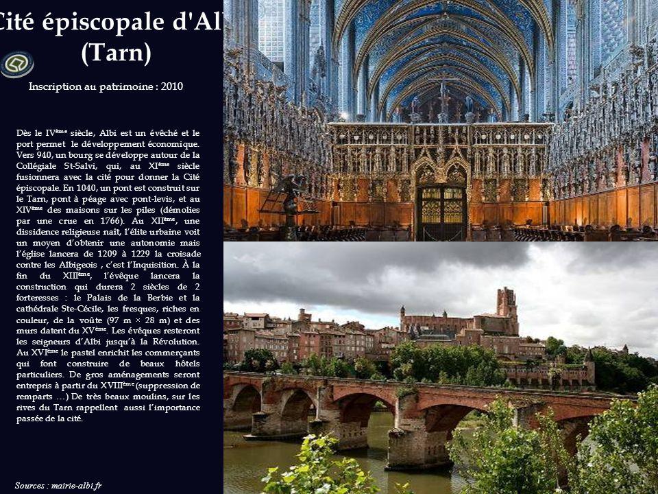 Cité épiscopale d Albi (Tarn)