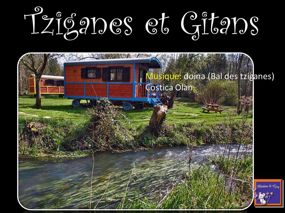 Tziganes et Gitans Musique: doina (Bal des tziganes) Costica Olan