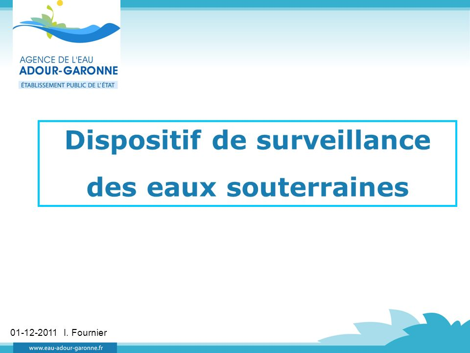 Dispositif de surveillance