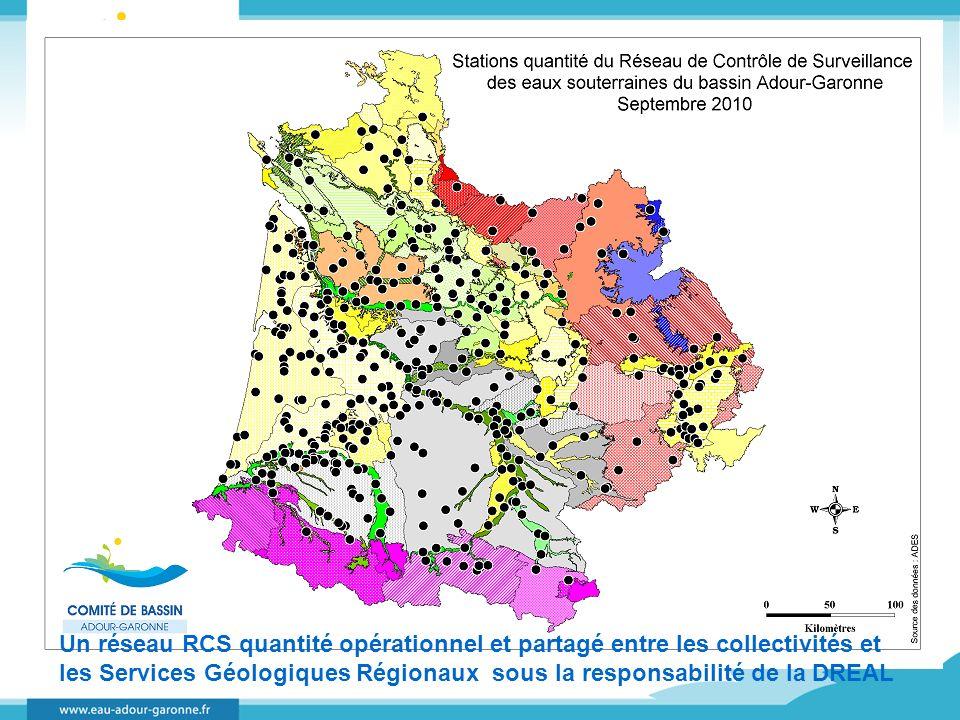 Un réseau RCS quantité opérationnel et partagé entre les collectivités et