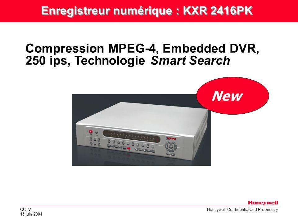Enregistreur numérique : KXR 2416PK