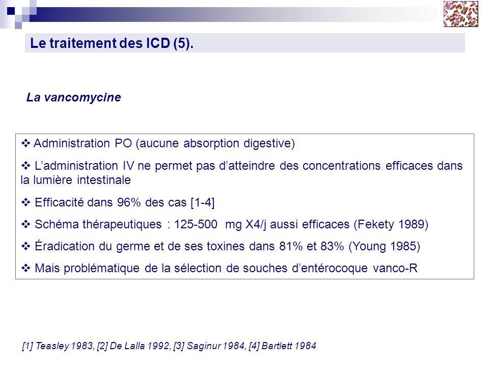 Le traitement des ICD (5).