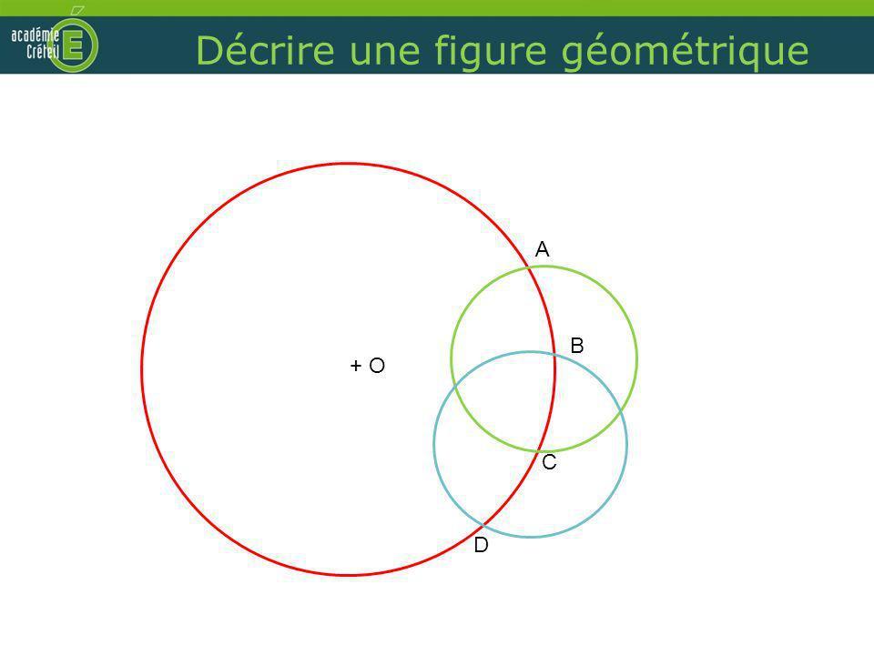 Décrire une figure géométrique