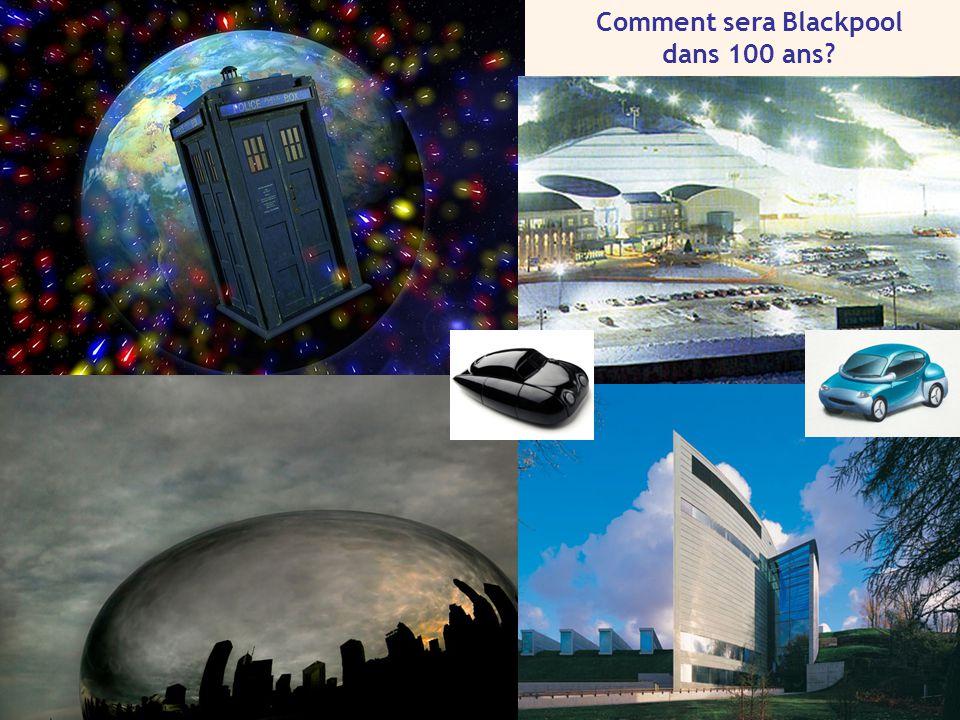 Comment sera Blackpool