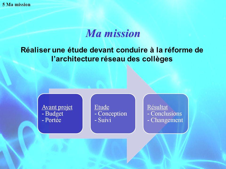 5 Ma mission Ma mission.