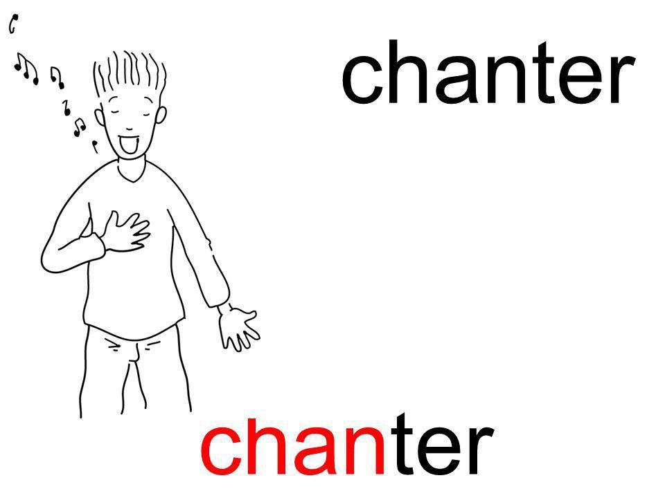 chan chanter chanter