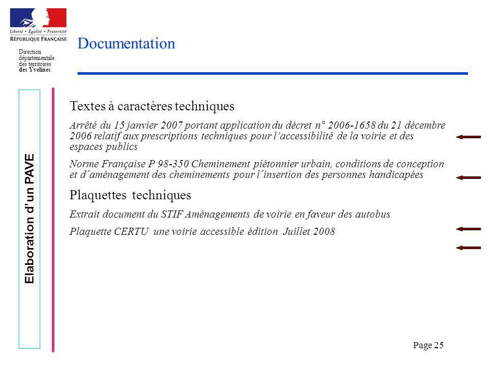 Documentation Textes à caractères techniques Plaquettes techniques
