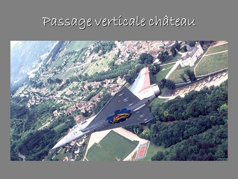 Passage verticale château