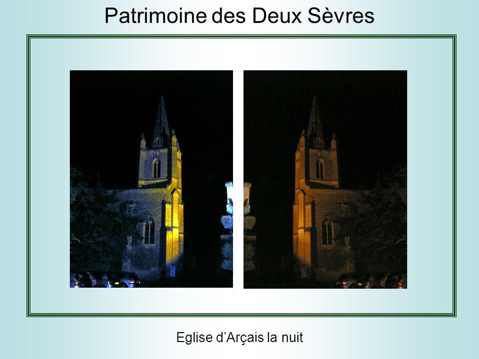 Patrimoine des Deux Sèvres