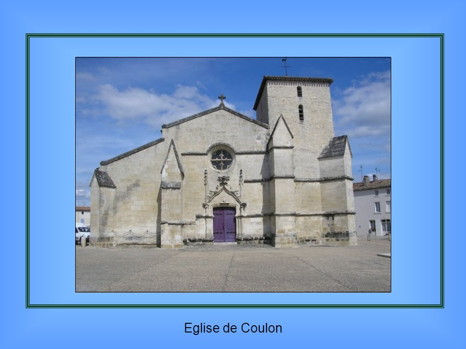 Eglise de Coulon