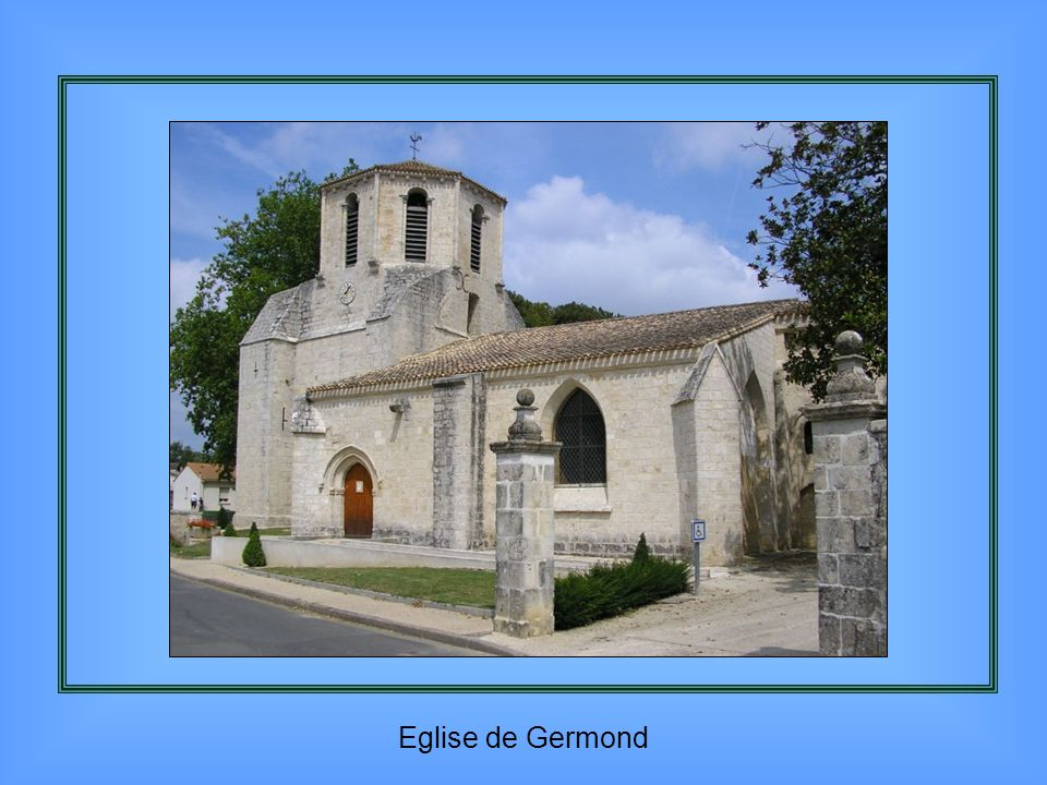 Eglise de Germond