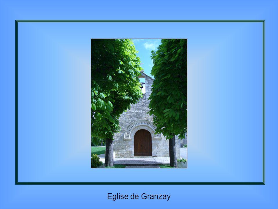 Eglise de Granzay