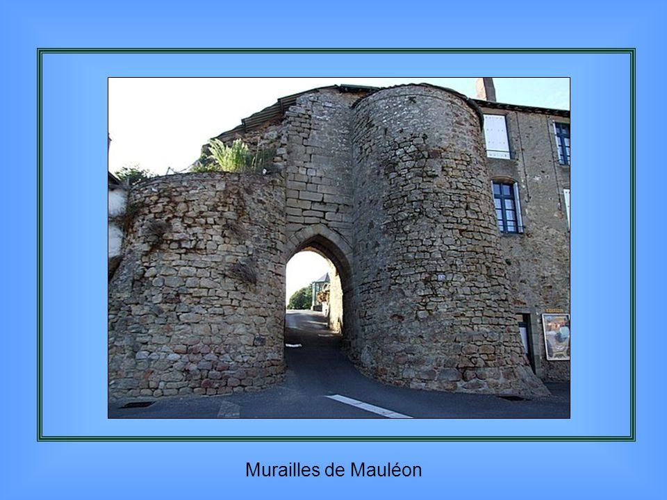 Murailles de Mauléon