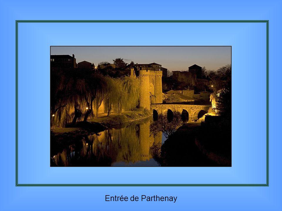 Entrée de Parthenay