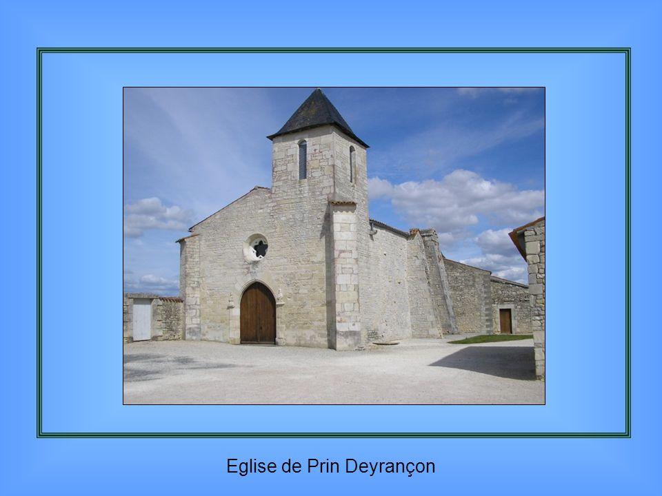 Eglise de Prin Deyrançon