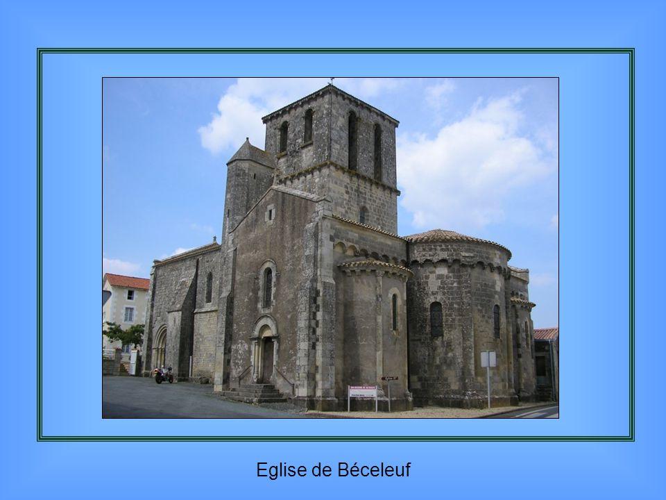 Eglise de Béceleuf