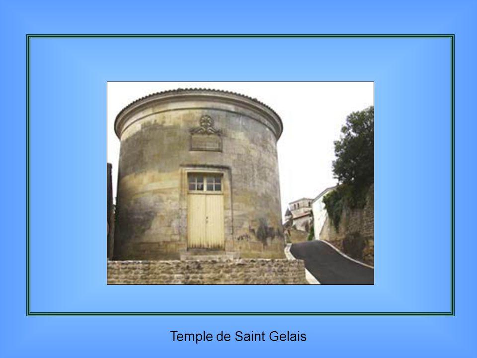 Temple de Saint Gelais