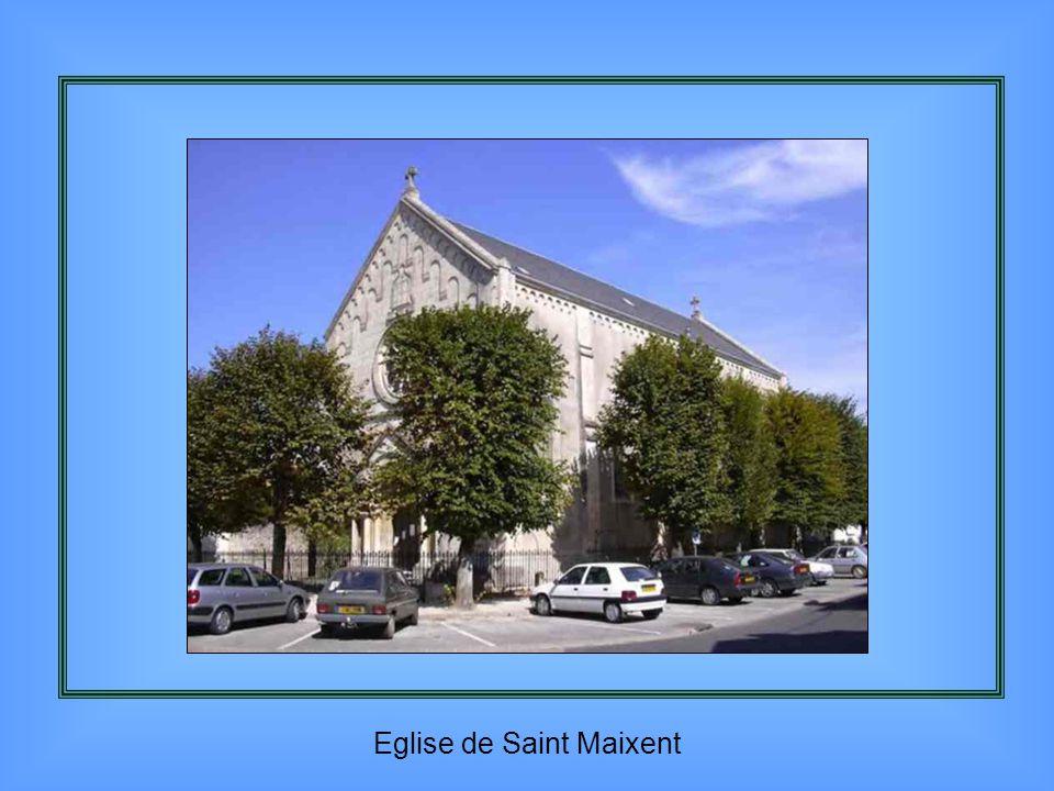 Eglise de Saint Maixent