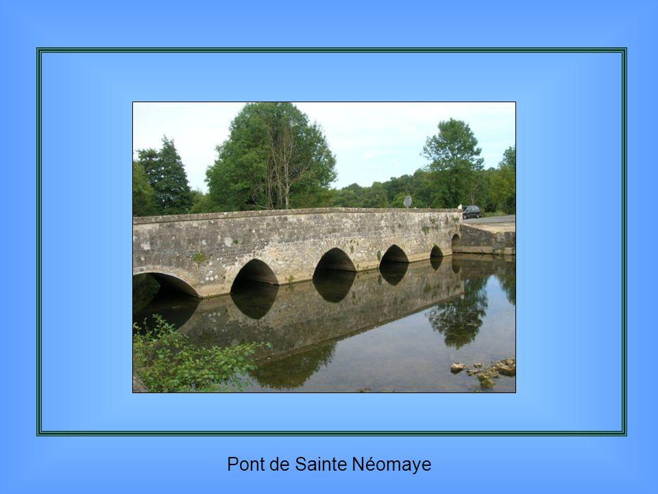 Pont de Sainte Néomaye