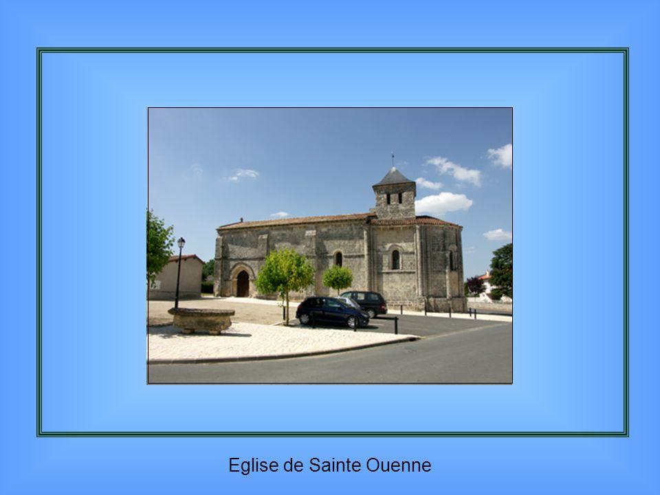 Eglise de Sainte Ouenne