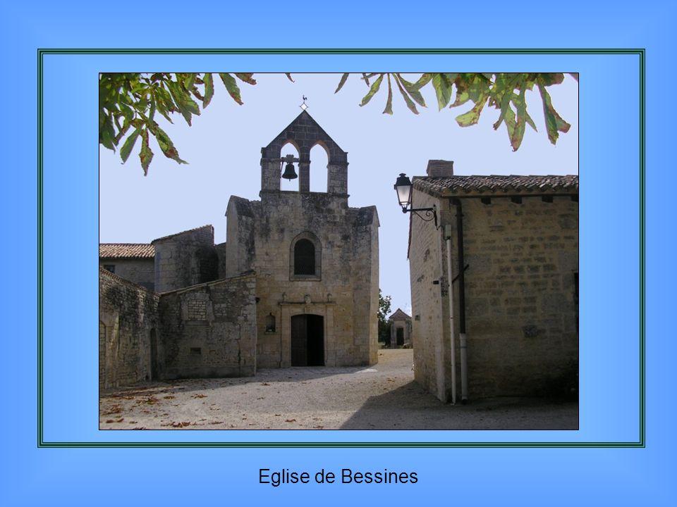 Eglise de Bessines