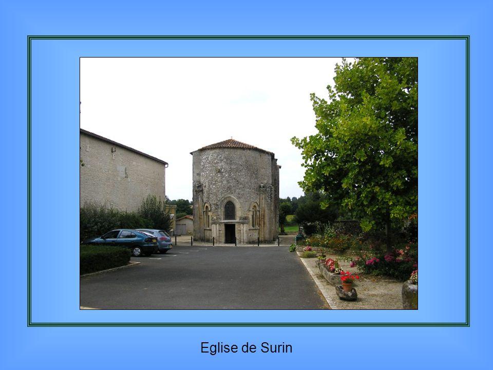 Eglise de Surin