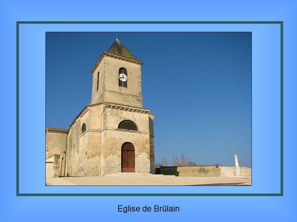 Eglise de Brûlain 6