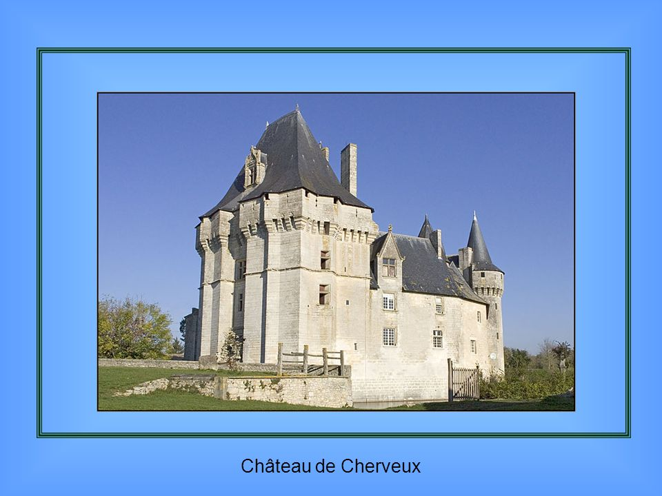 Château de Cherveux