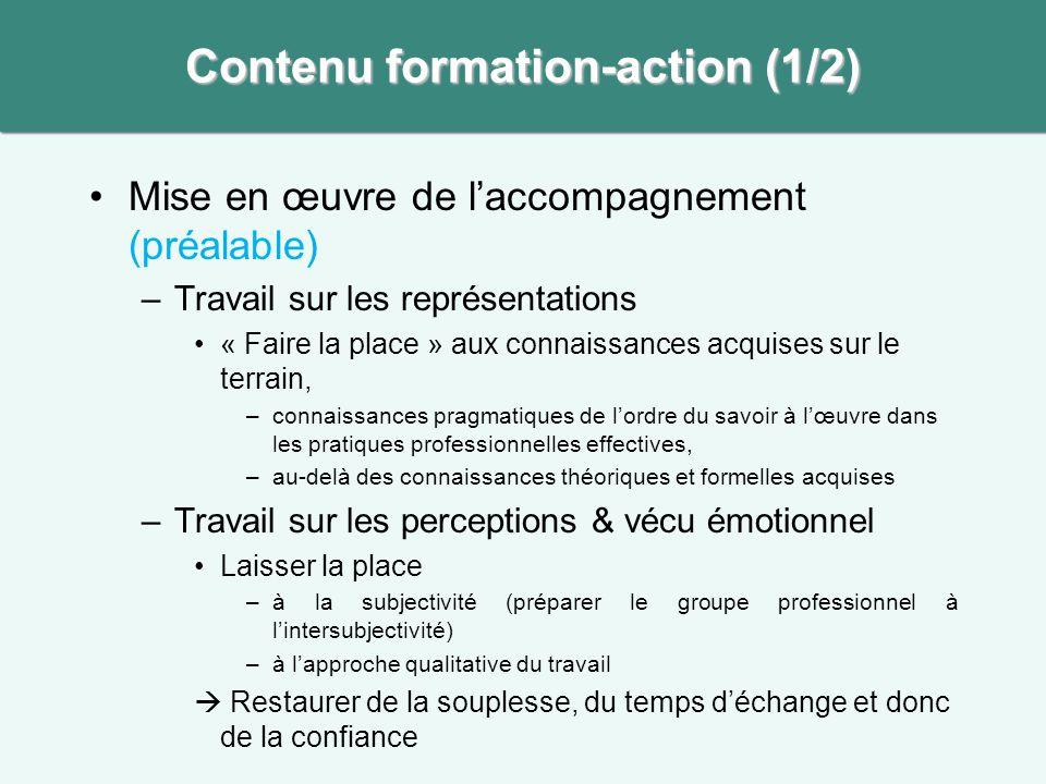 Contenu formation-action (1/2)