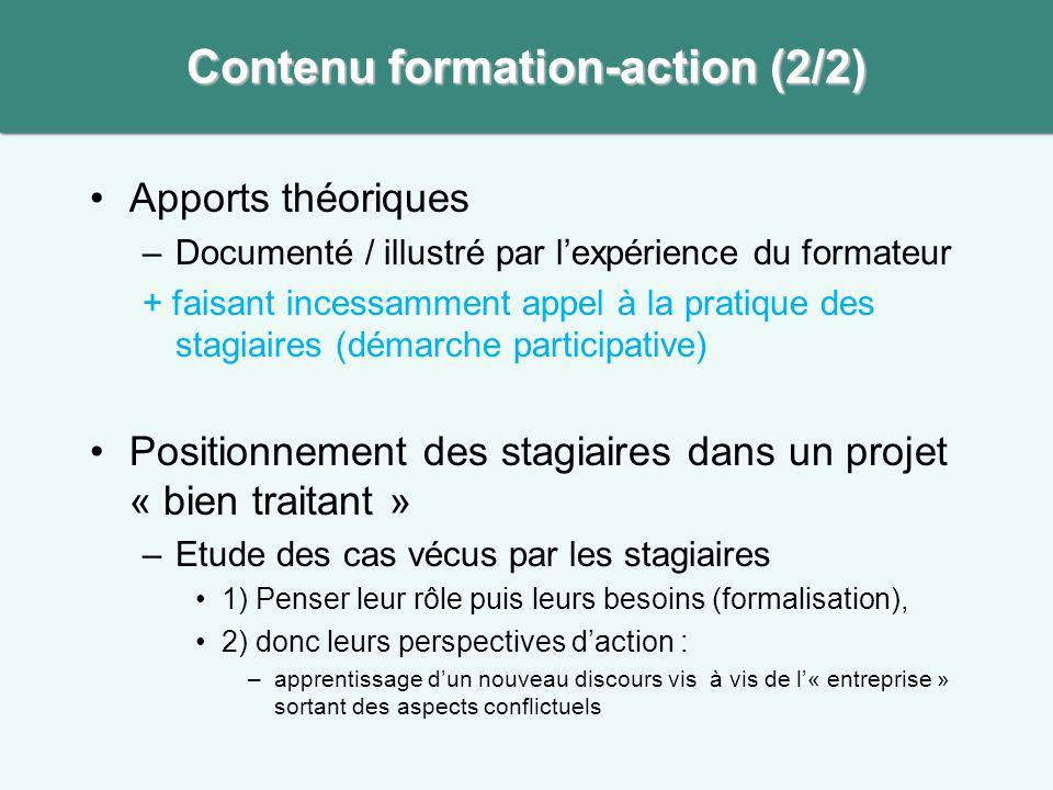 Contenu formation-action (2/2)
