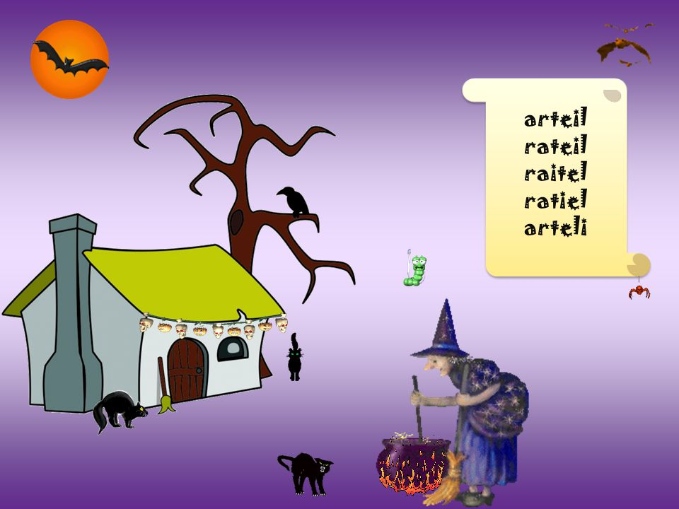 arteil rateil raitel ratiel arteli