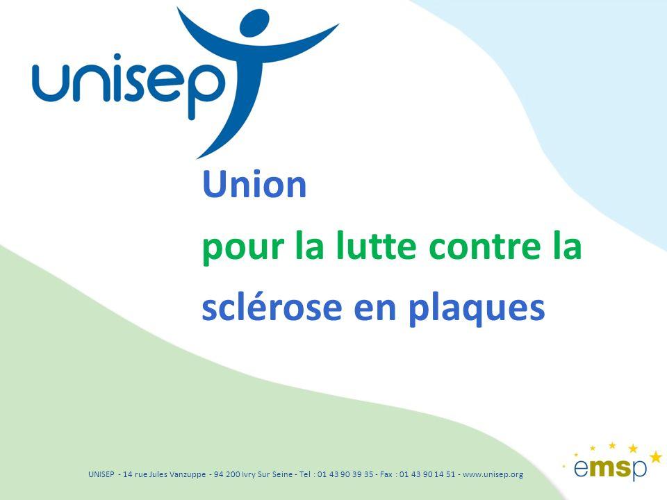 Union pour la lutte contre la sclérose en plaques