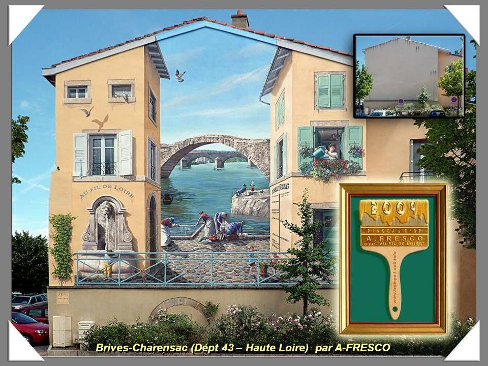 Brives-Charensac (Dépt 43 – Haute Loire) par A-FRESCO